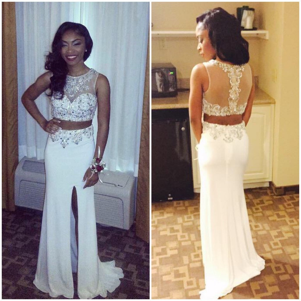 the best prom fitted dresses